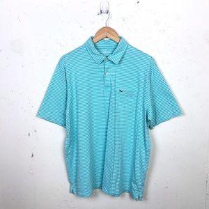 Vineyard Vines Shirts - Vineyard Vines Classic Fit Pima Polo Shirt XL
